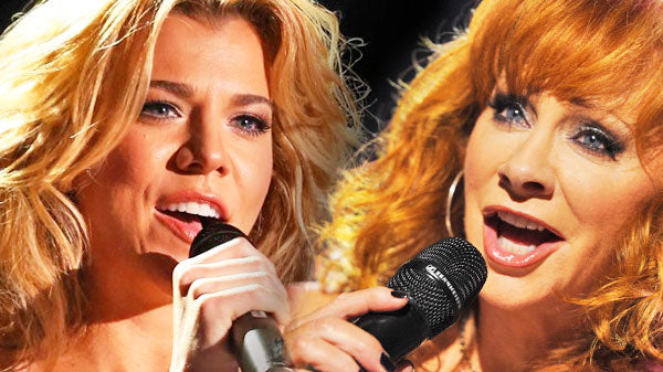 The band perry Songs | Reba McEntire & Kimberly Perry (of The Band Perry) Perform