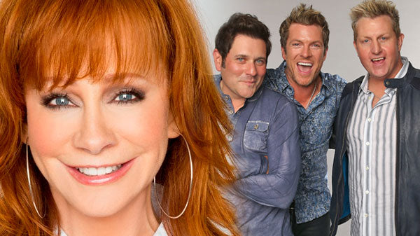 Reba mcentire Songs | Reba McEntire and Rascal Flatts -  Faith In Love (WATCH) | Country Music Videos