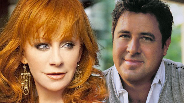 Vince gill Songs | Reba McEntire and Vince Gill - These Broken Hearts (WATCH) | Country Music Videos