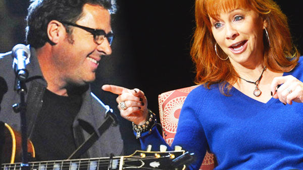 Vince gill Songs | Reba McEntire & Vince Gill - These Broken Hearts (Behind the Scenes Footage) | Country Music Videos