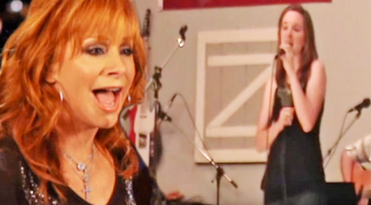 Reba mcentire Songs | Young Girl Breaks Hearts With Spot-On Rendition Of Reba's 'Greatest Man I Never Knew' | Country Music Videos