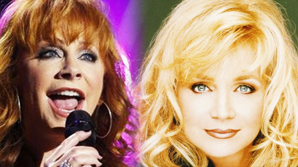 Reba mcentire Songs | Reba McEntire Sings for Barbara Mandrell on ACM Special | Country Music Videos