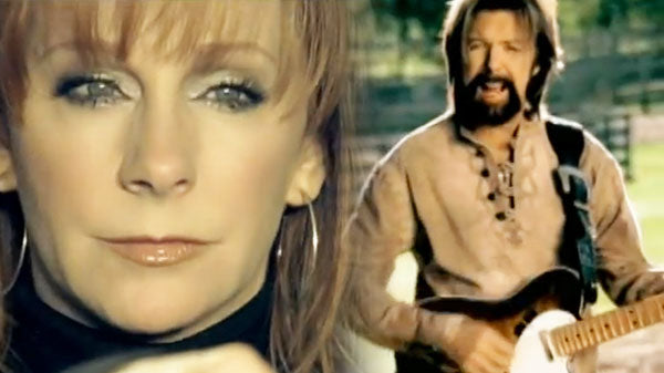 Reba mcentire Songs | Brooks & Dunn feat. Reba McEntire - Cowgirls Don't Cry (WATCH) | Country Music Videos