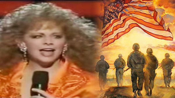 Reba mcentire Songs | Reba McEntire - America the Beautiful and God Bless America (WATCH) | Country Music Videos