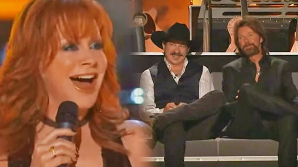 Reba mcentire Songs | Reba McEntire - Indian Summer (Brooks and Dunn's Last Rodeo Performance) (WATCH) | Country Music Videos