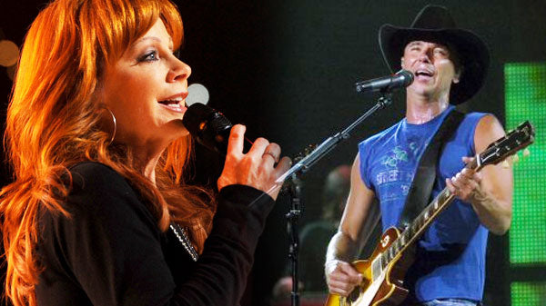 Reba mcentire Songs | Reba McEntire & Kenny Chesney - Every Other Weekend | Country Music Videos