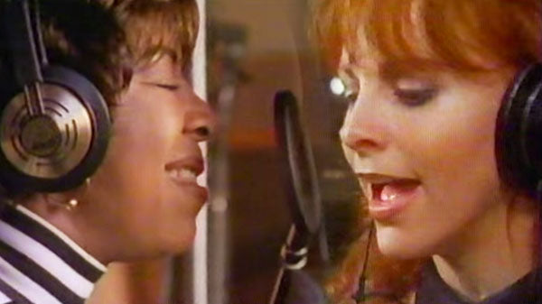 Reba mcentire Songs | Reba McEntire & Natalie Cole - Since I Fell For You (WATCH) | Country Music Videos