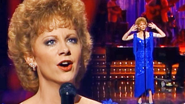 Reba mcentire Songs | Reba McEntire - Whoever's in New England (LIVE) (VIDEO) | Country Music Videos