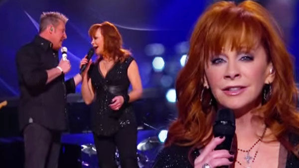 Reba mcentire Songs | Reba McEntire & Rascal Flatts - The Heart Won't Lie (VIDEO) | Country Music Videos