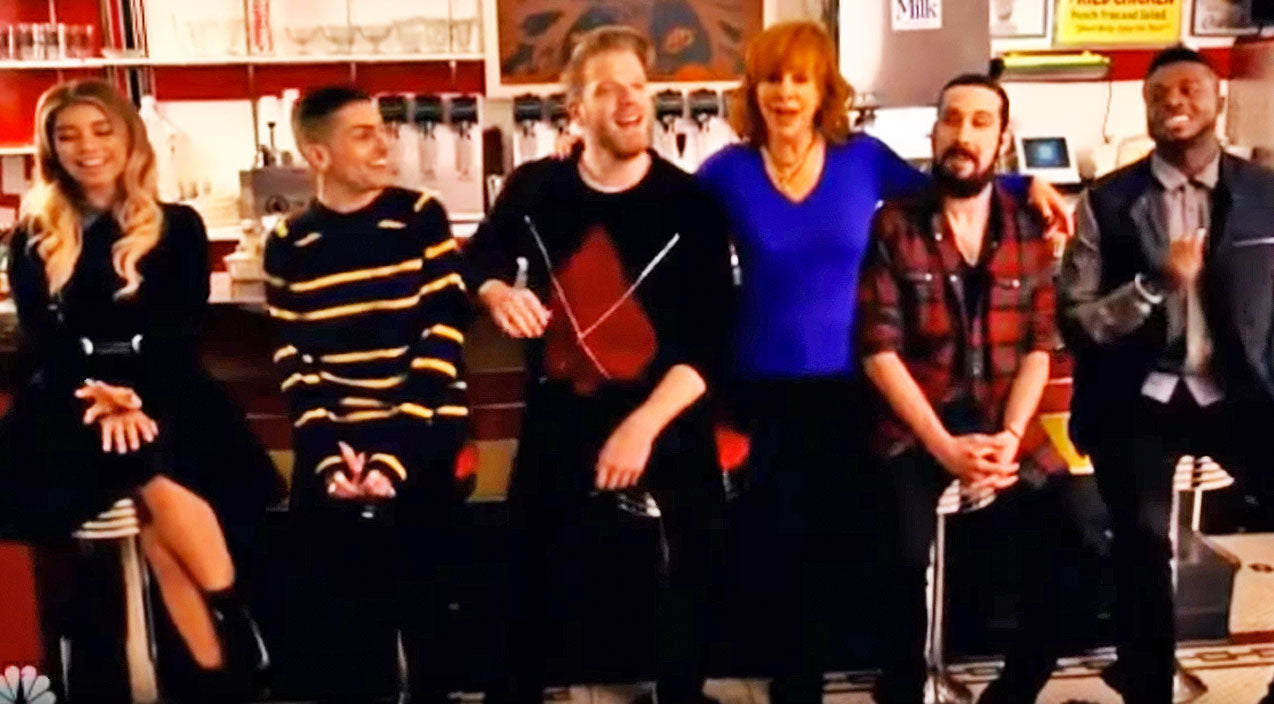 Reba mcentire Songs | Pentatonix Enlisted Reba McEntire For An Enchanting Performance Of 'Winter Wonderland' | Country Music Videos