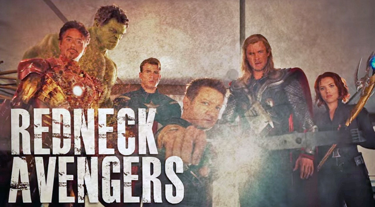 Bad lip reading Songs | Redneck Avengers - A Hilarious Bad Lip Reading Of Marvel's The Avengers | Country Music Videos