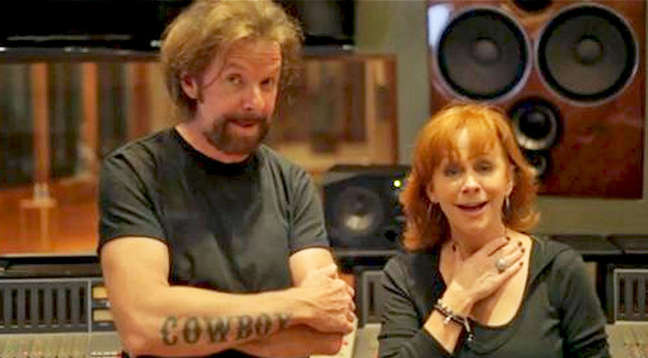 Ronnie dunn Songs | Ronnie Dunn Delivers Epic Surprise To Reba McEntire | Country Music Videos