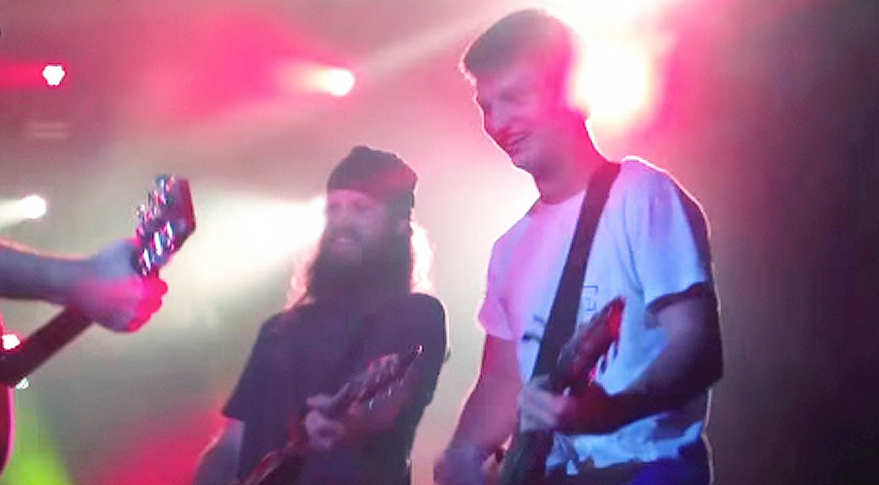 Lynyrd skynyrd Songs | Jase Robertson And His Son Join Rock Band For Epic Lynyrd Skynyrd Tribute | Country Music Videos
