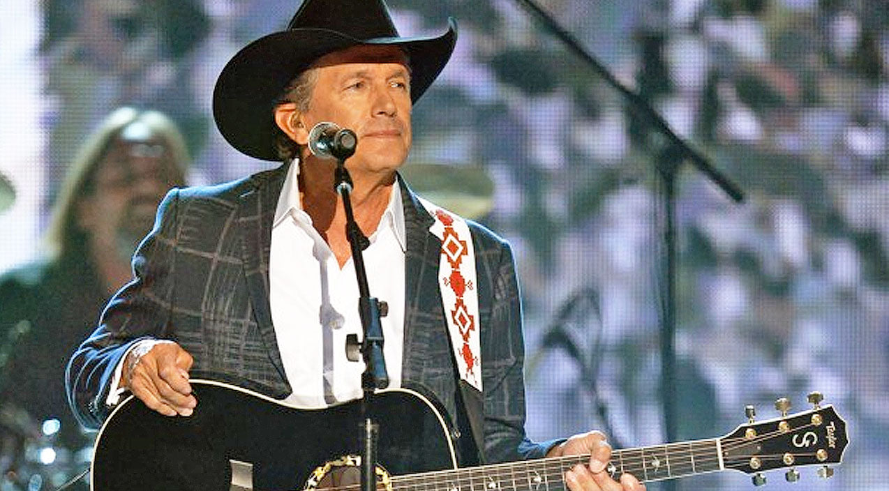 George strait Songs | George Strait Sings Ode To His Beloved Fans, 'I'll Always Remember You' | Country Music Videos