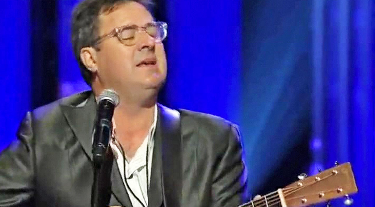 Vince gill Songs | Vince Gill Honors Late Country Star With Heartbreaking 'Go Rest High' Tribute | Country Music Videos