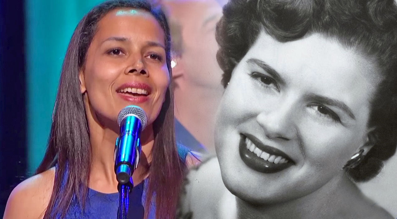 Patsy cline Songs | This Dazzling Rendition of Patsy Cline's 'She's Got You' Is Jaw-Dropping! (VIDEO) | Country Music Videos