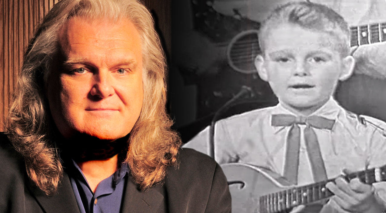 Ricky skaggs Songs | This Rare Footage Of An Adorable 7-Year-Old Ricky Skaggs Will Take Your Breath Away! | Country Music Videos