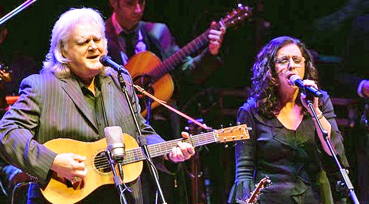 Ricky skaggs Songs | Ricky Skaggs And His Wife Of 34 Years Sing Romantic Love Song To Each Other | Country Music Videos