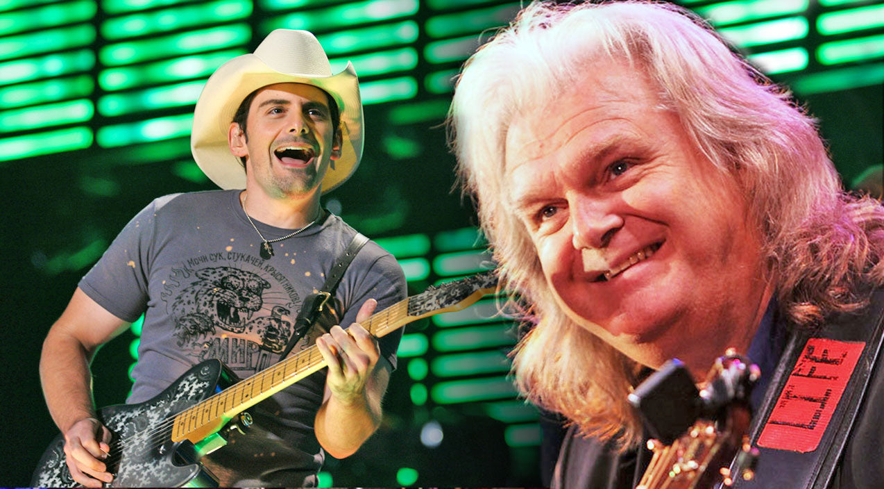 Ricky skaggs Songs | Ricky Skaggs & Brad Paisley Perform Foot Tapping Rendition Of