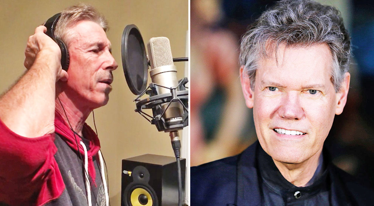 Randy Travis' Brother Sounds Identical To Him In Moving Cover Of Randy's Hit Song | Country Music Videos