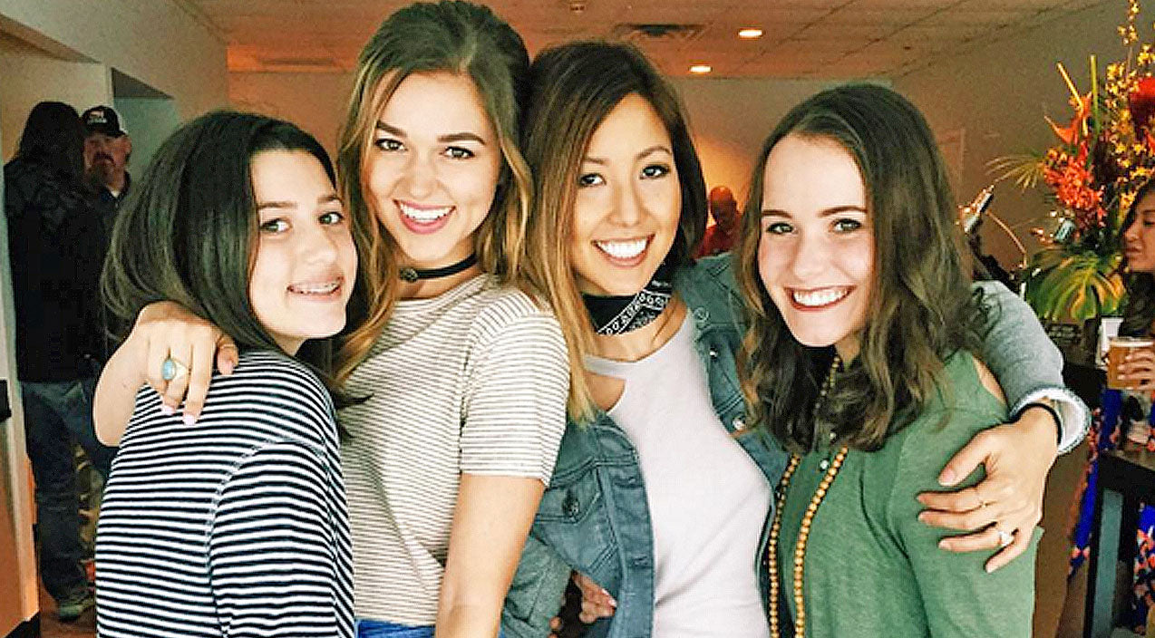 Sadie robertson Songs | Robertson Sisters SHOCKED By Special Request | Country Music Videos