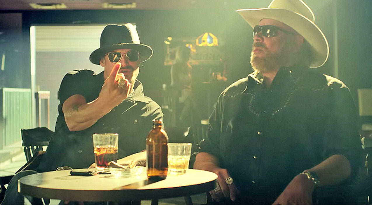 Kid rock Songs | Kid Rock & Hank Williams Jr. Explosively Celebrate Redneck Culture In 'Redneck Paradise' | Country Music Videos