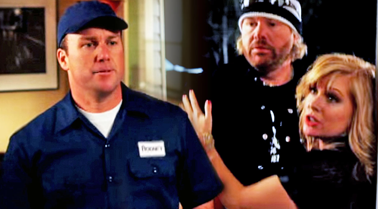 Rodney carrington Songs   Country Comedian Delivers Hilarious Cheating Song, But The End Will Give Y'all Chills! (WATCH)   Country Music Videos