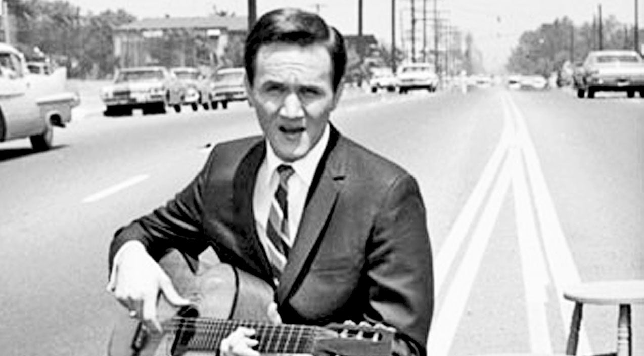 Roger miller Songs | Roger Miller Cruises Down The Path To Stardom With 'King Of The Road' | Country Music Videos