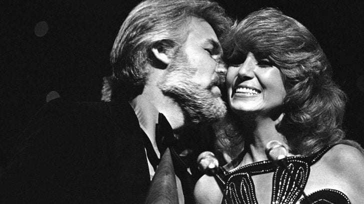 Kenny rogers Songs | Kenny Rogers & Dottie West Give Passionate Performance Of 'Every Time Two Fools Collide' | Country Music Videos