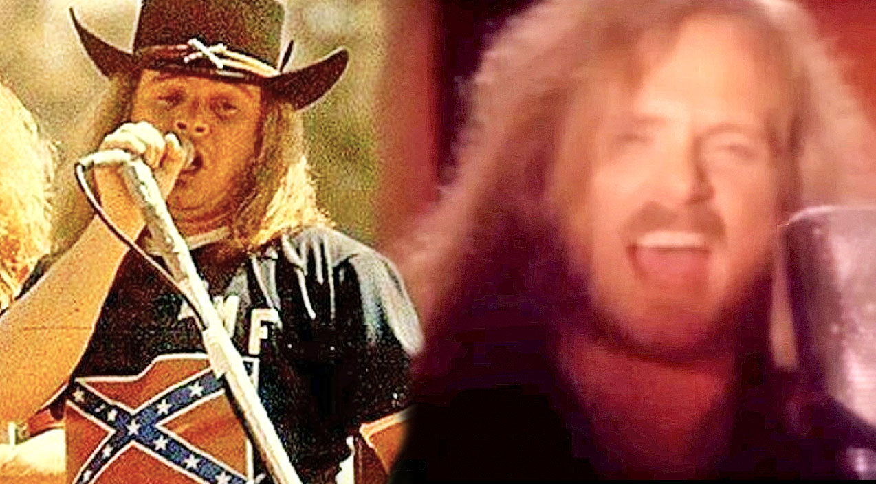 Ronnie van zant Songs | The Sweet Sound Of Ronnie & Johnny Van Zant's Virtual 'Travelin' Man' Duet Will Give You Chills | Country Music Videos