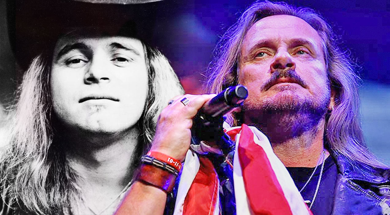 Ronnie van zant Songs | Johnny Van Zant Pays Tribute To His Late Brother, Ronnie, With Emotional Ballad 'Brickyard Road' | Country Music Videos