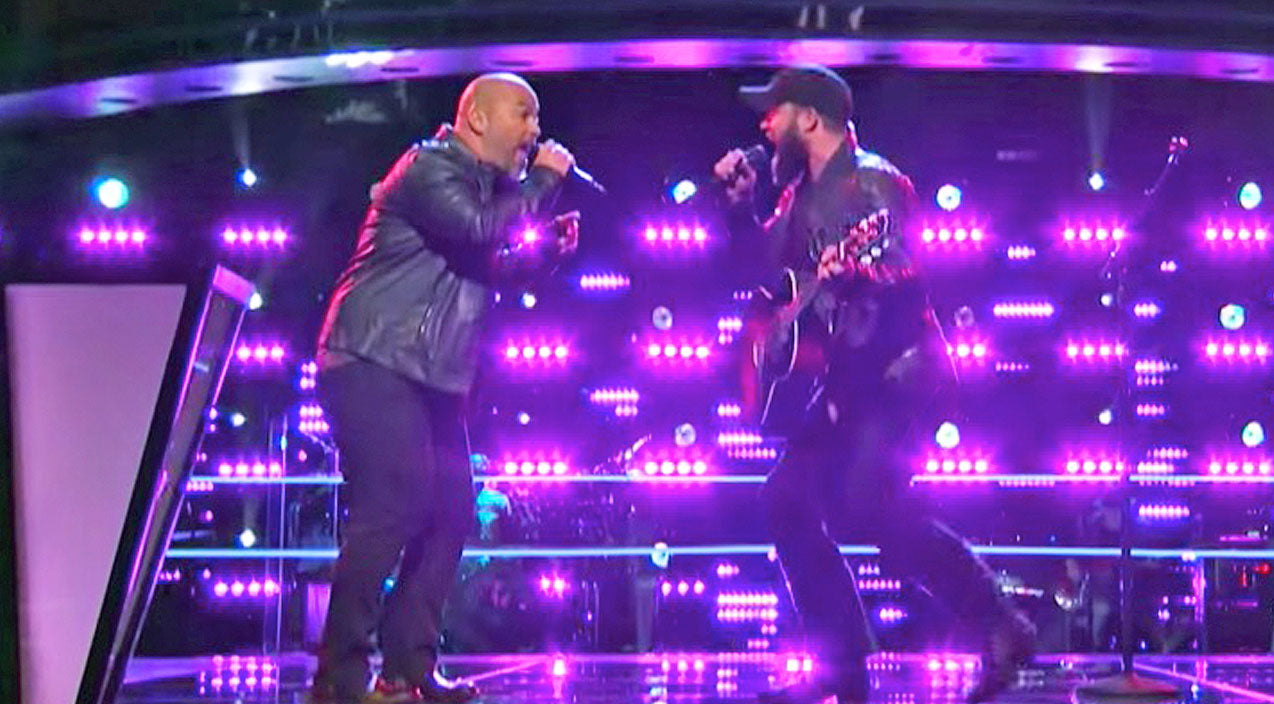 The voice Songs | Team Blake Members Engage In Epic 'Voice' Battle With Ronnie Milsap Hit | Country Music Videos