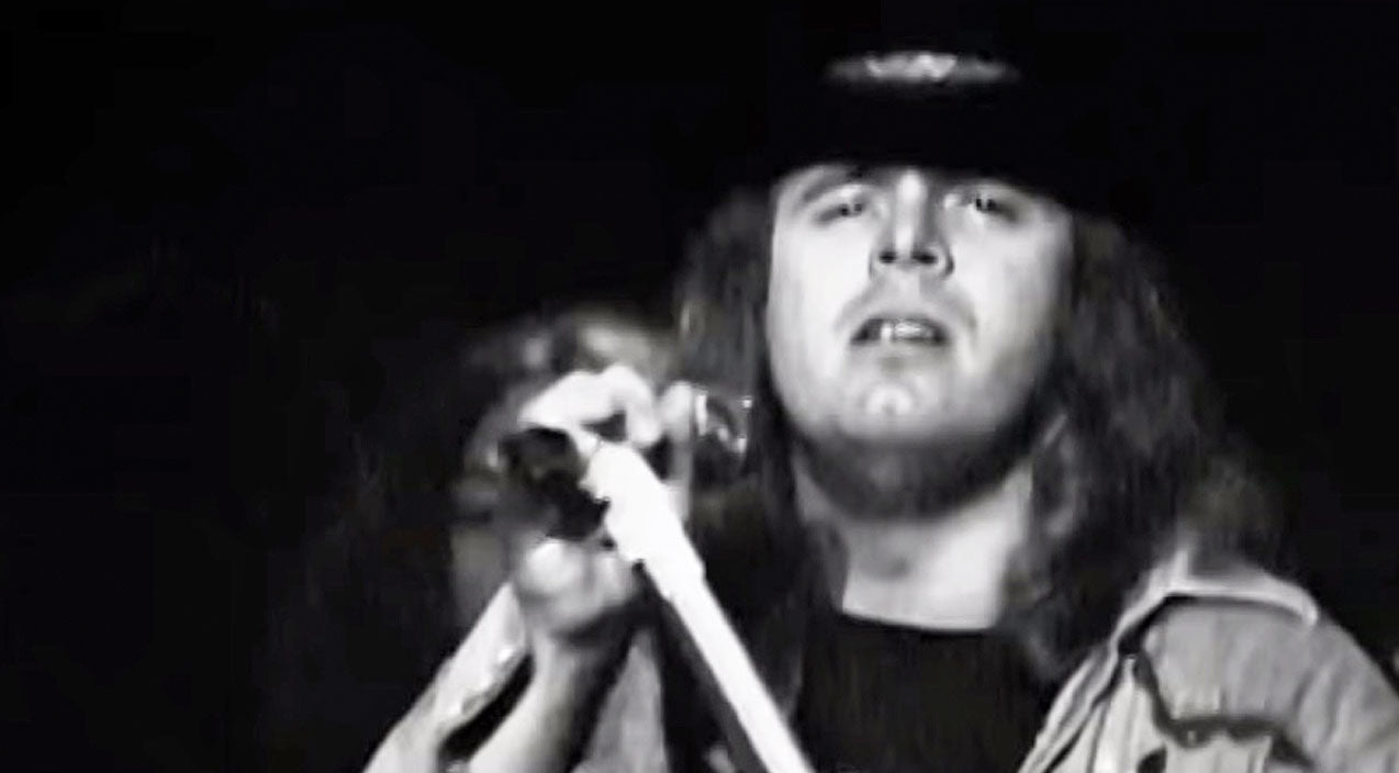 Lynyrd skynyrd Songs | Footage Resurfaces Of Skynyrd Heatin' Up The Stage At Winterland With 'Cry For The Bad Man' | Country Music Videos