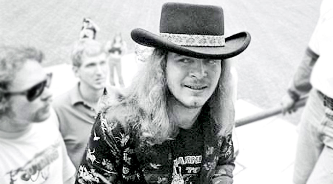 Ronnie van zant Songs | Ronnie Van Zant Reveals The Surprising Place He Was When He Wrote 'Simple Man' | Country Music Videos