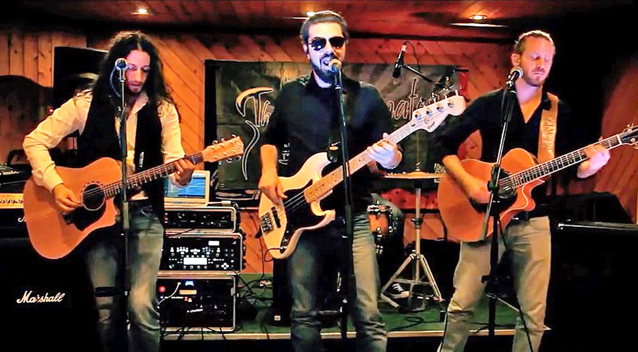Lynyrd skynyrd Songs | Italian Band Dives Into Southern Rock With Impressive Cover Of 'Call Me The Breeze' | Country Music Videos
