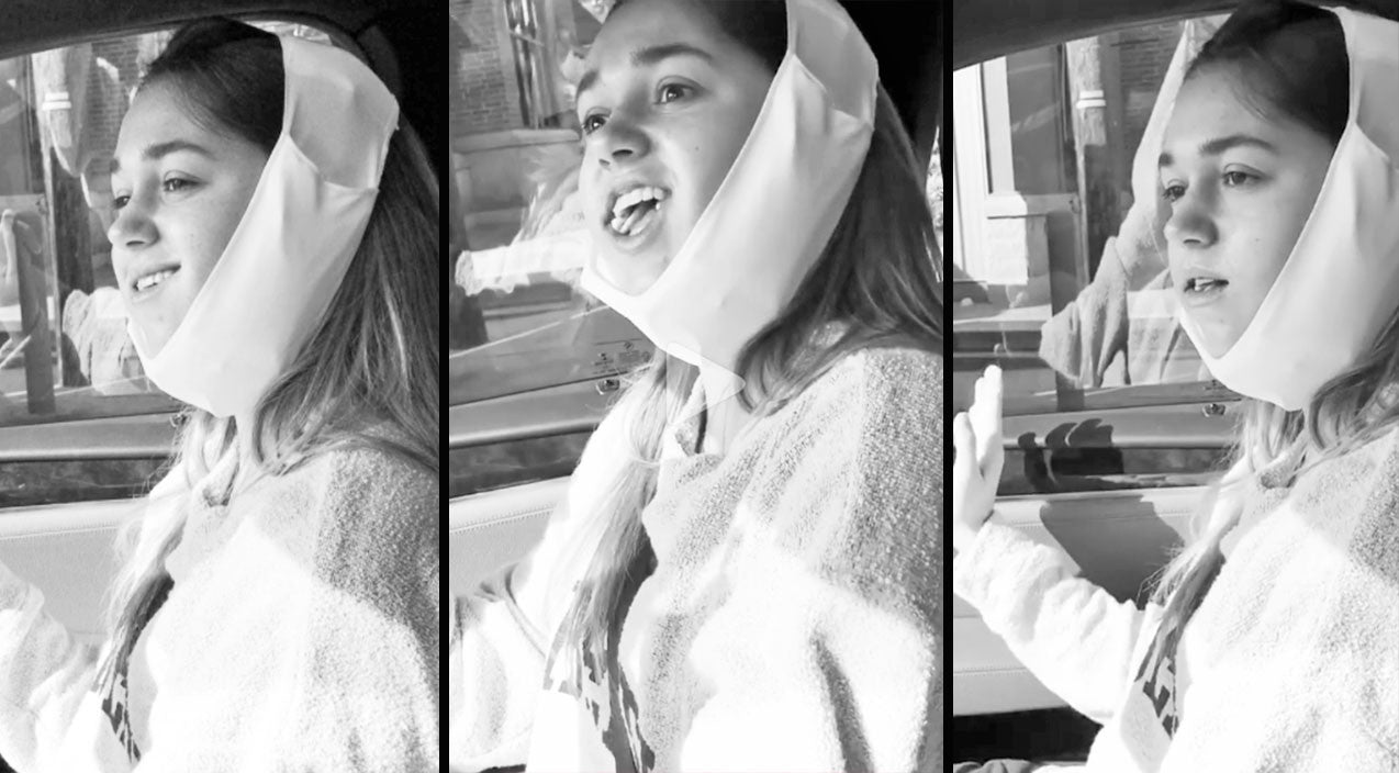 Sadie robertson Songs   Sadie Robertson Busts Out Hysterical Dance Moves In Post-Wisdom Tooth Surgery Video   Country Music Videos