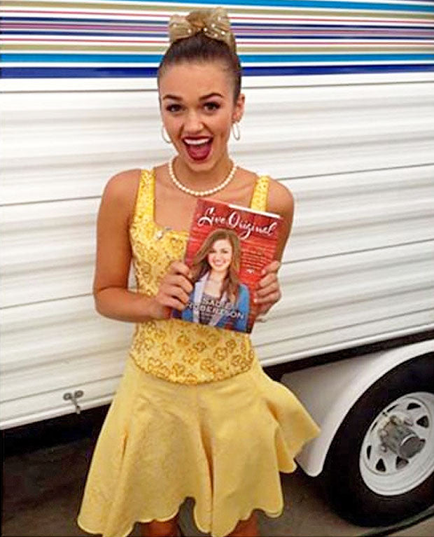 5 Things You Don't Know About Sadie Robertson (3/5)   Country Music Videos