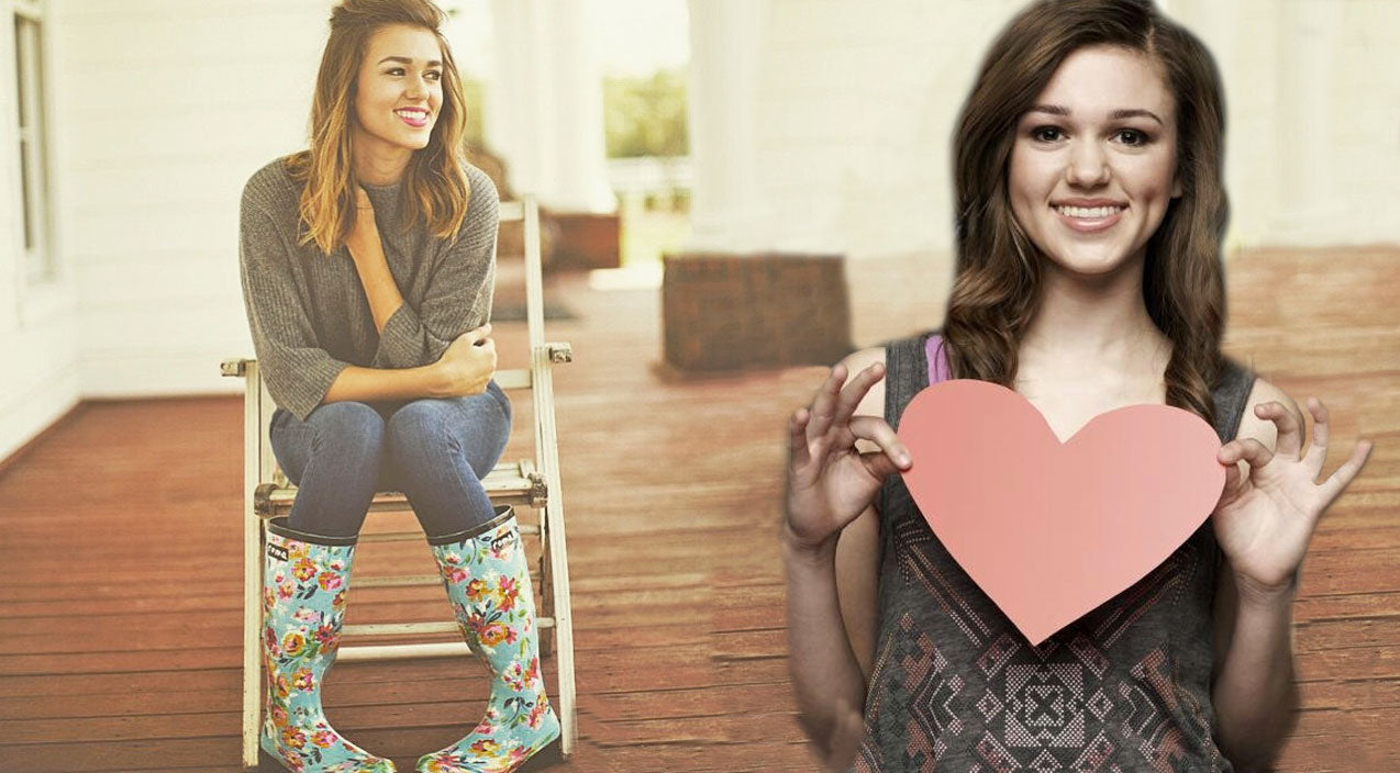 Sadie robertson Songs | Sadie Robertson Uses Her Fame For Good With New Rain Boot Line | Country Music Videos