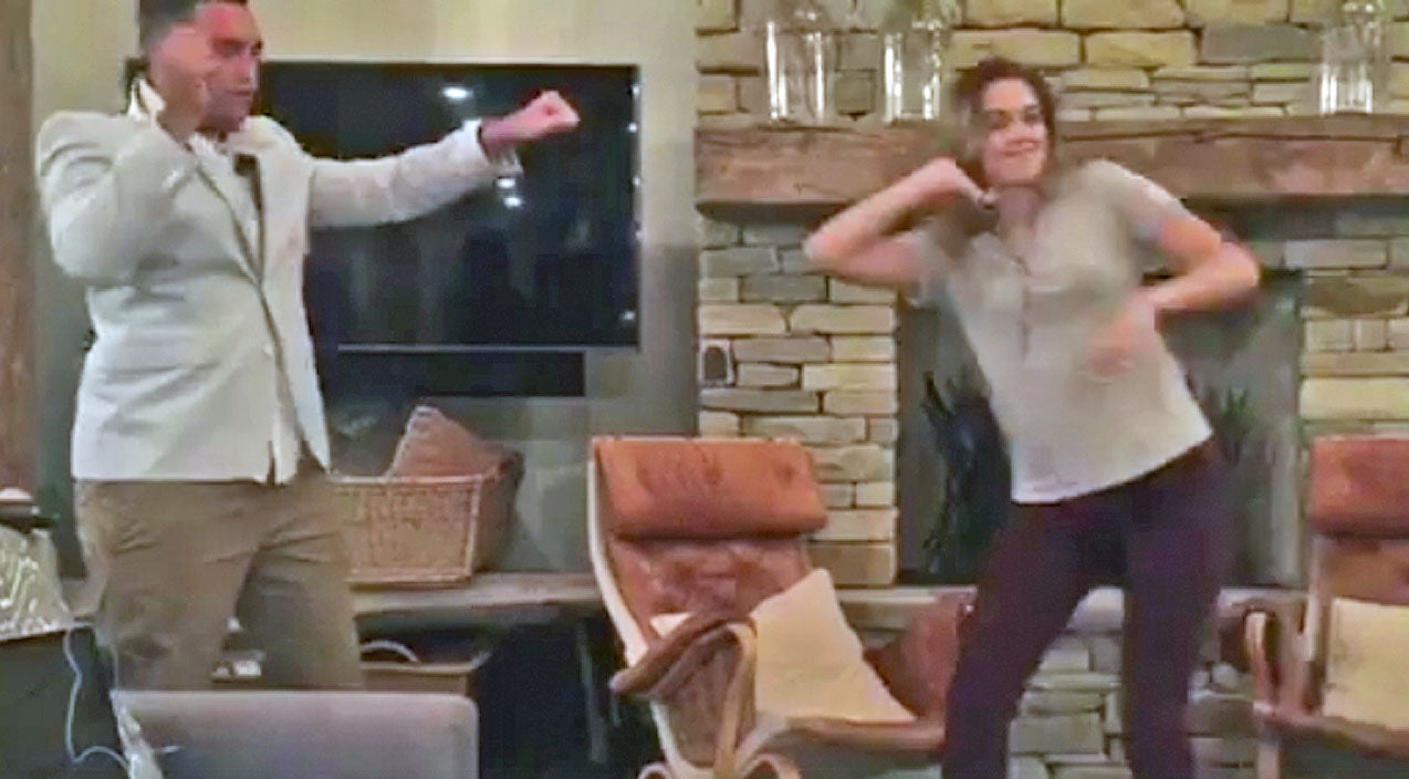 Sadie robertson Songs | Sadie Robertson And Younger Brother Show Off Dance Skills | Country Music Videos