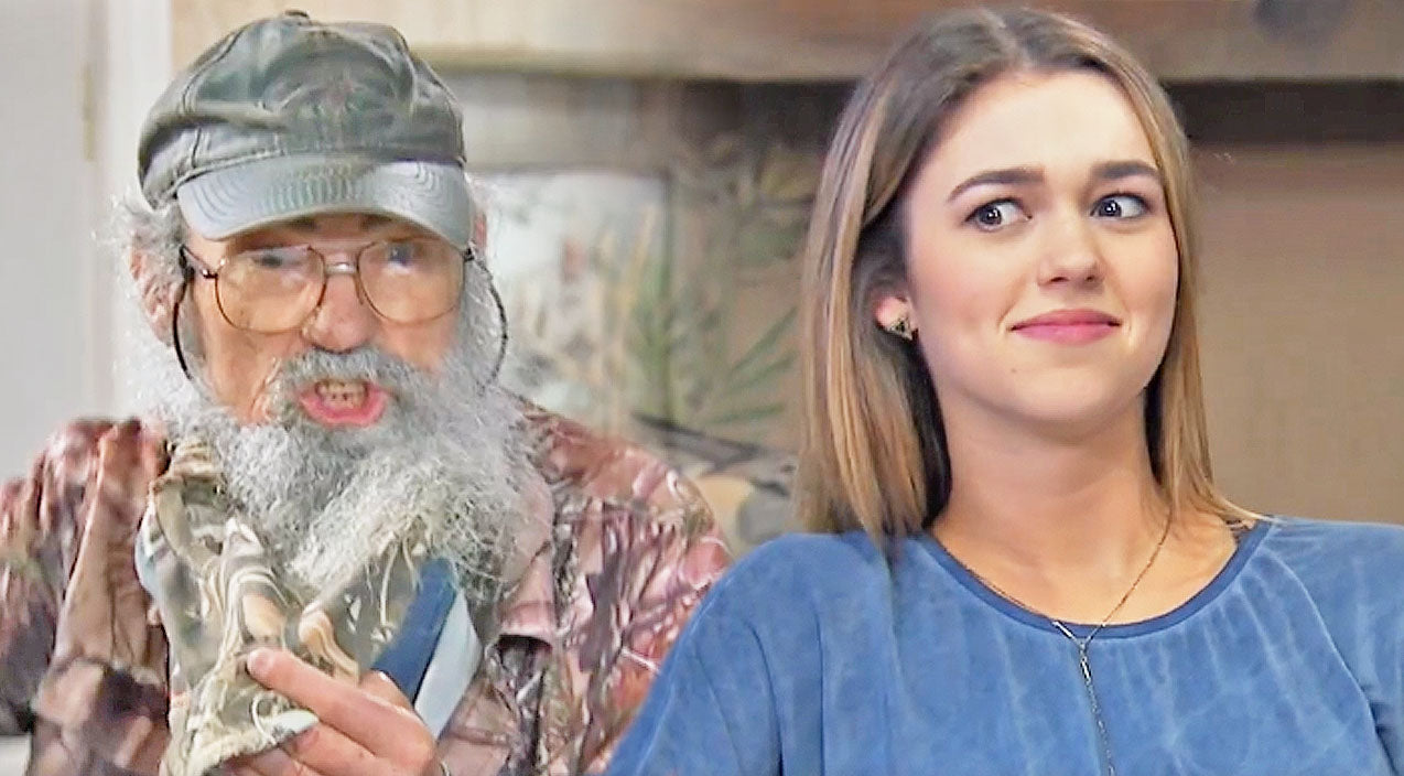 Willie robertson Songs | Uncle Si Pitches Hilarious New Invention To Willie & Sadie. Their Reaction? Priceless! | Country Music Videos