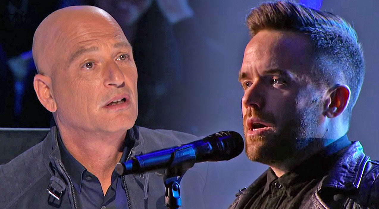 Simon cowell Songs | Young Man Makes Judges' Jaws Drop With Tearful Performance Of Global Rock Hit | Country Music Videos