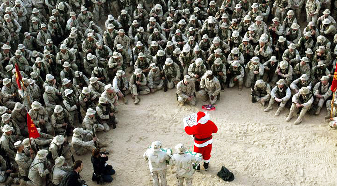 Viral content Songs | Santa Weeps For Lonely Soldiers In Heartbreaking 'A Soldier's Silent Night' | Country Music Videos