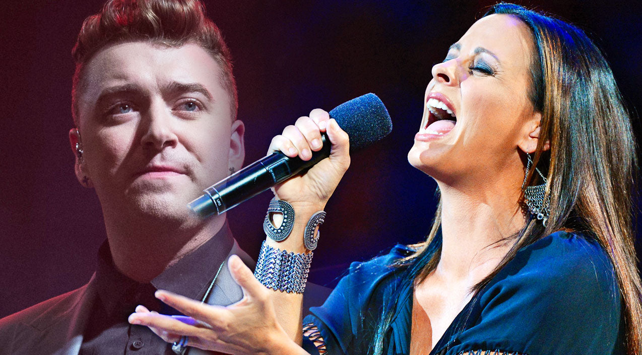 Sara evans Songs | Sara Evans Nails Sam Smith's 'Lay Me Down' And It's Absolutely Stunning! | Country Music Videos