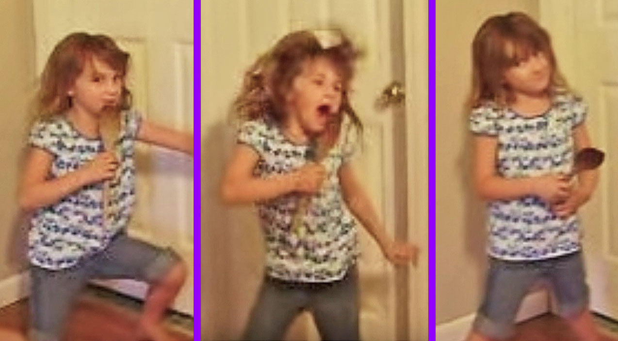 Modern country Songs | Super Sassy 5-Year-Old Sings & Dances Like A Pro To Garth Brooks' 'Friends In Low Places' | Country Music Videos