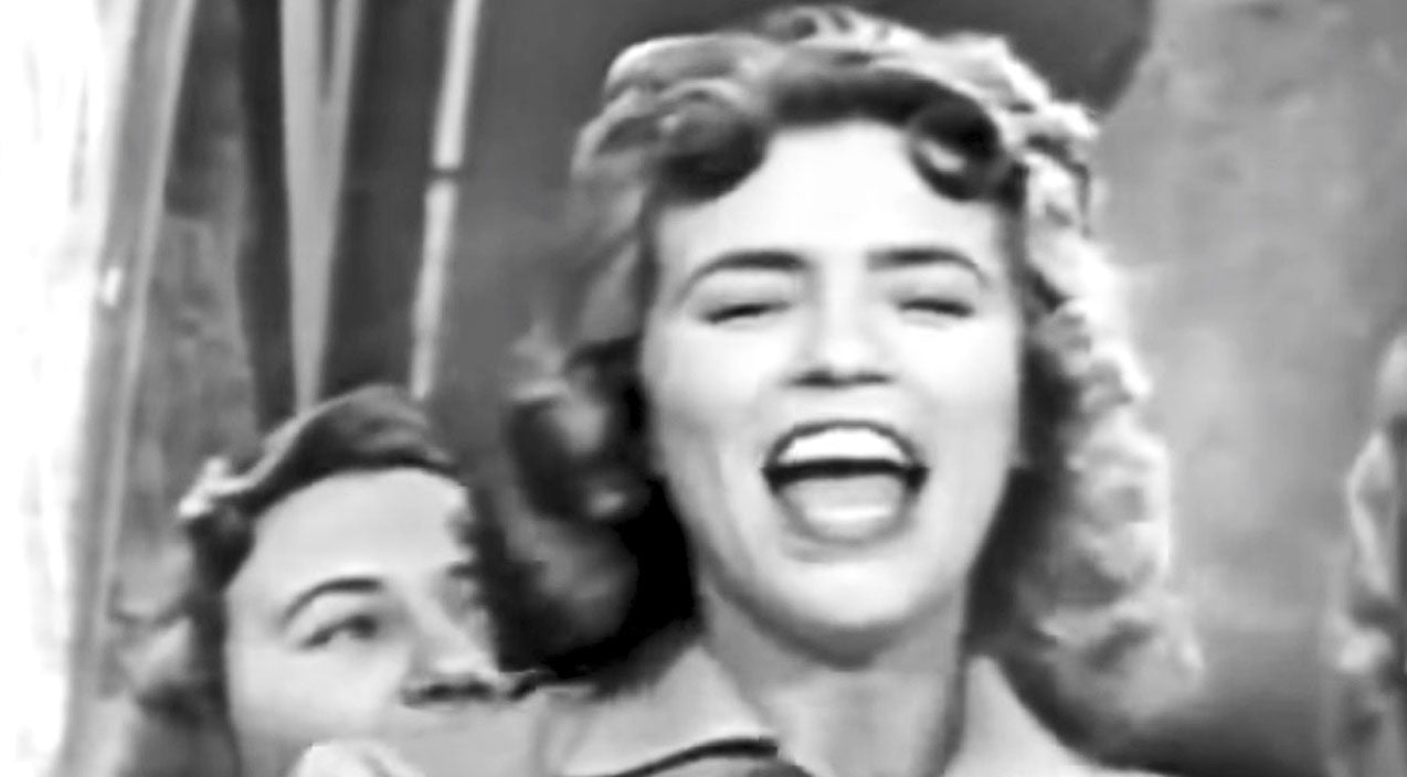June carter Songs | Watch A Young June Carter Get Sassy In Over-The-Top Performance Of Chuck Berry Classic | Country Music Videos