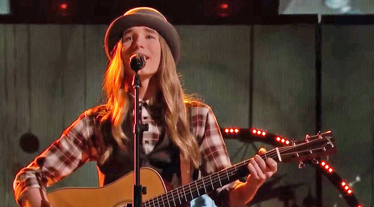 The voice Songs | 16-Year-Old 'Voice' Champion Sawyer Fredericks Sings His Way Into History With 'Simple Man' | Country Music Videos