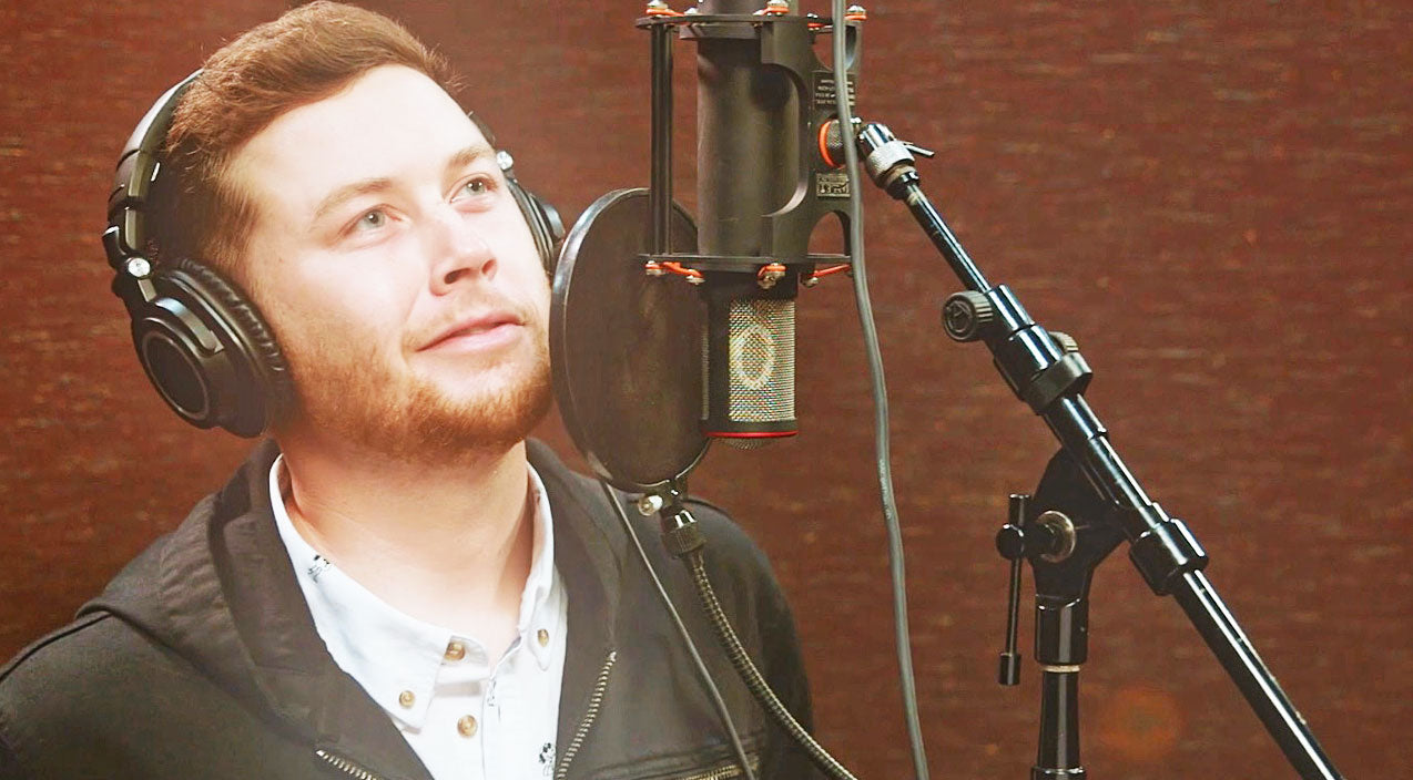 Scotty mccreery Songs | Scotty McCreery Leads Cast Of Country Stars In Inspirational Cover Of 'Angels Among Us' | Country Music Videos