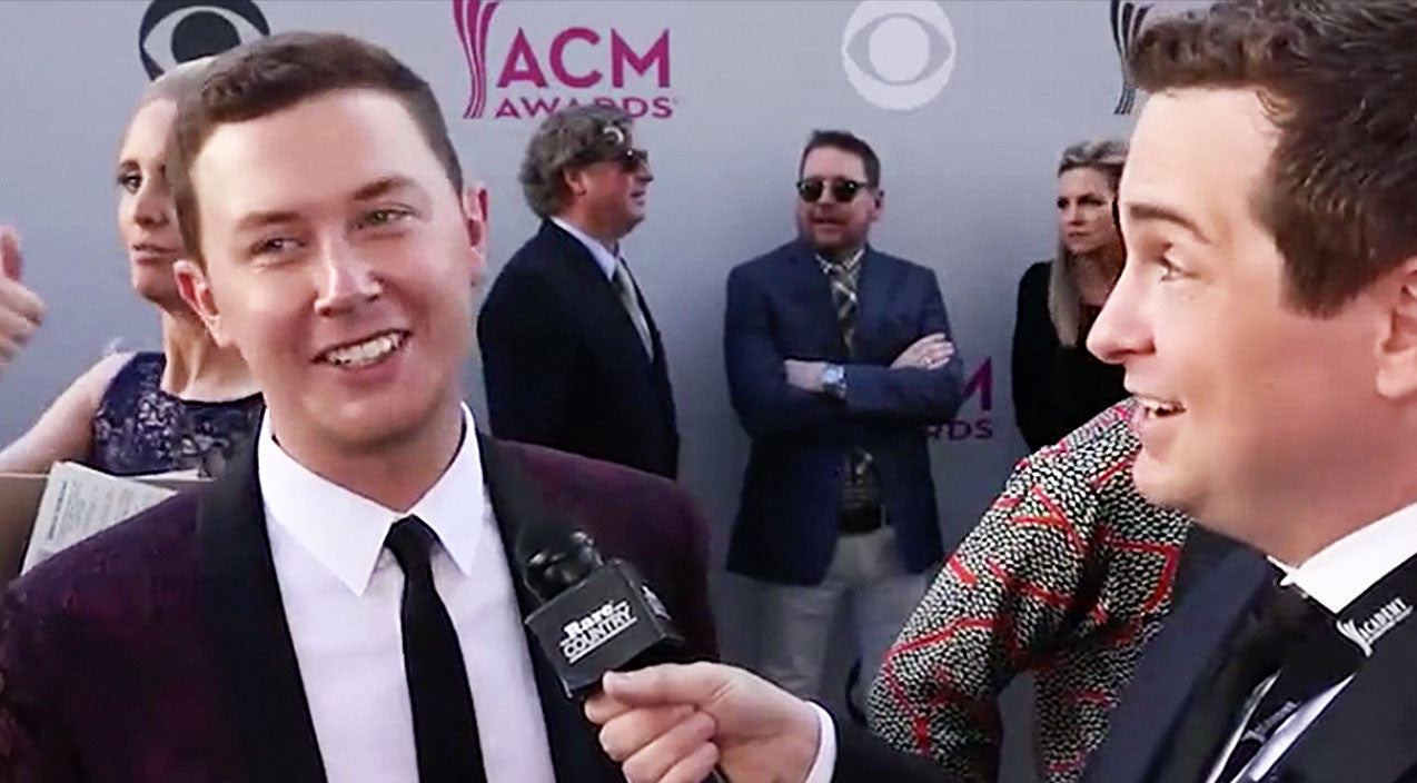 Scotty mccreery Songs | Scotty McCreery Spills On Why His Girlfriend Wasn't At ACMs | Country Music Videos