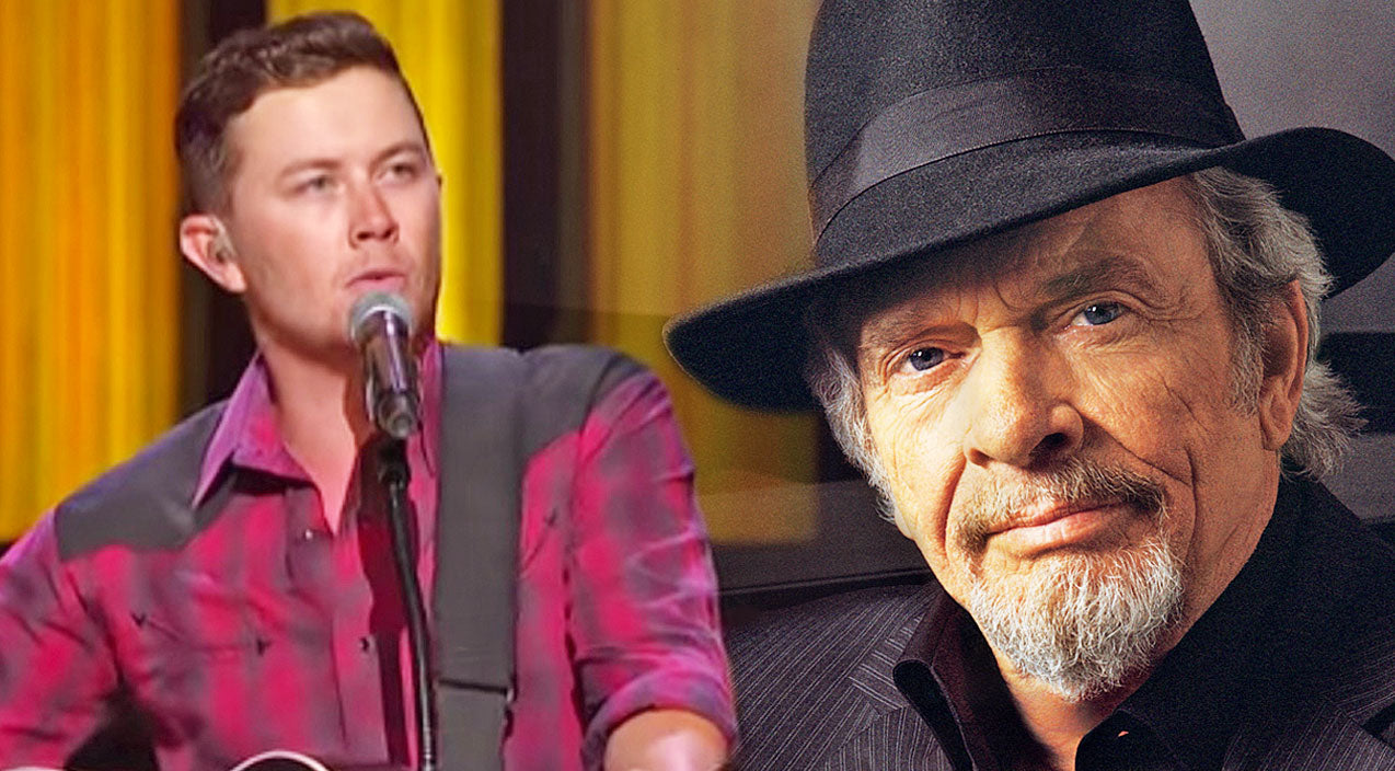 Scotty mccreery Songs | Scotty McCreery's 'Mama Tried' Tribute To Merle Haggard Is The Best Thing You'll Hear All Day | Country Music Videos
