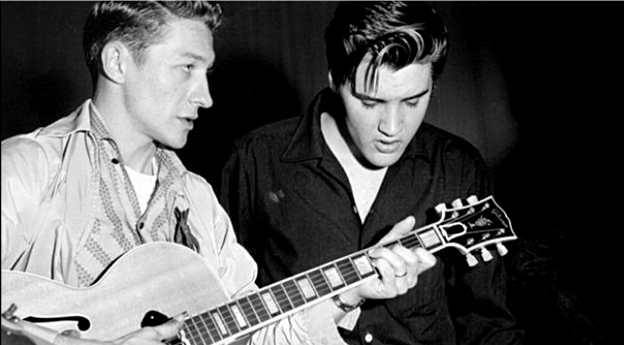 Elvis presley Songs | Scotty Moore, Elvis Presley's Guitarist, Dies At 84 | Country Music Videos